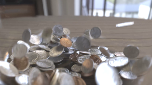 Replicating Coins