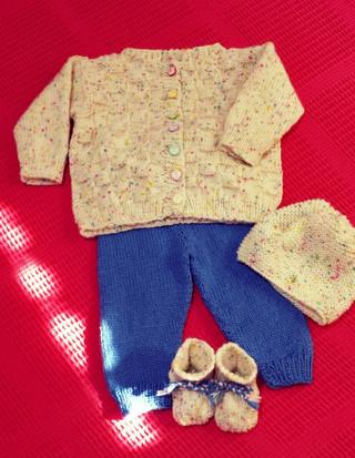 חליפת תינוק