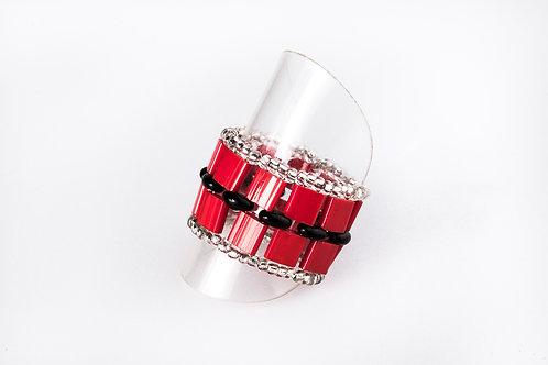 טבעת כיפה אדומה