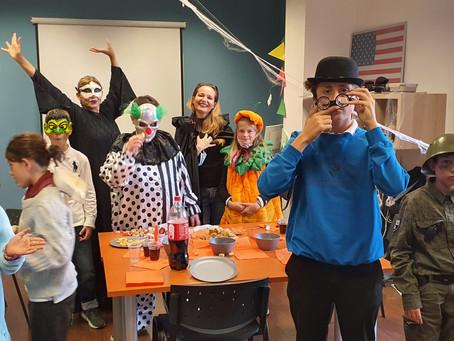 Halloween at AHSB!