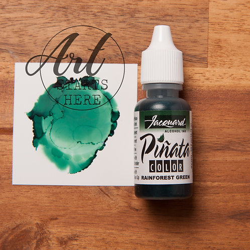 Pinata Alcohol Ink Rainforest Green