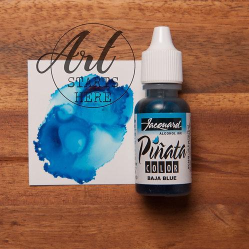Pinata Alcohol Ink Baja Blue