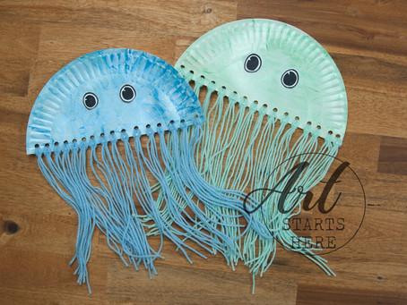 Jolly jellyfish....