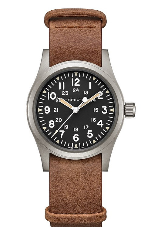 Hamilton Geneve Khaki Field Mechanical H69439531