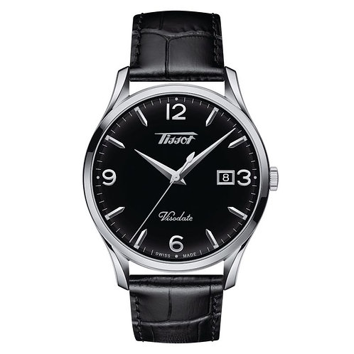 Tissot Heritage Visodate T118.410.16.057.00 Genève Watch Addict GVA