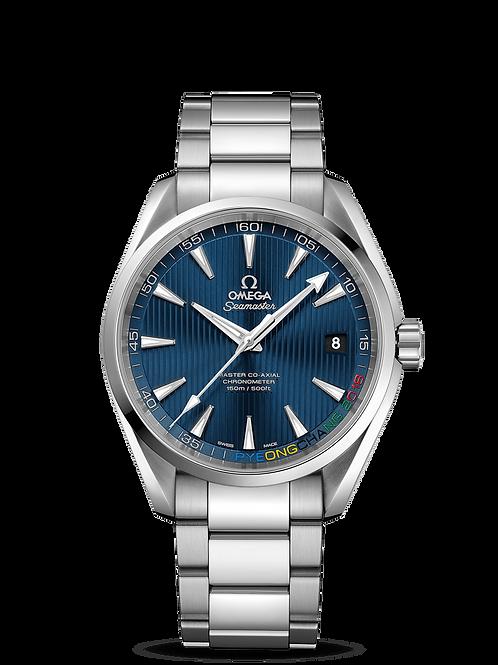 Omega Seamaster Aquaterra Edition Limitée