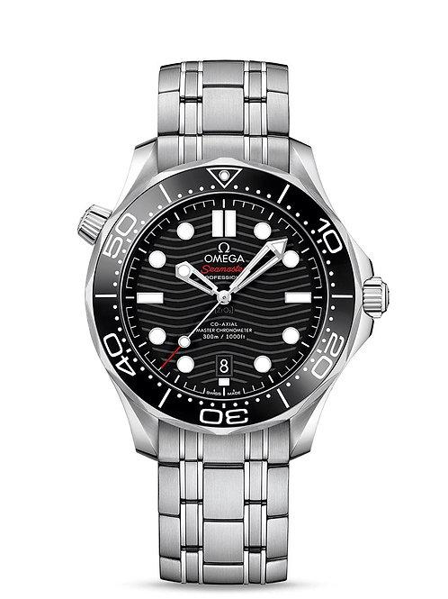 Seamaster Diver 300M Black 210.30.42.20.01.001