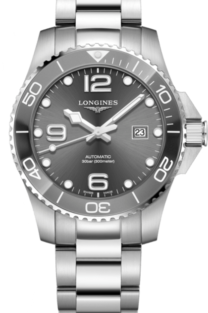 Longines Geneve Hydroconquest L3.782.4.76.6 Watch Addict GVA