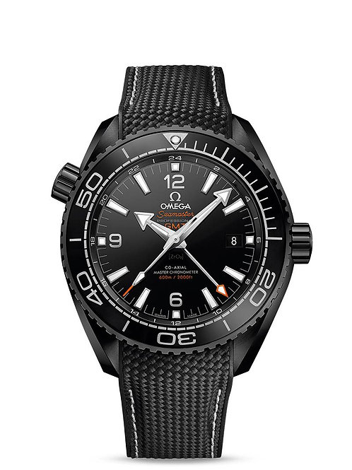 Seamaster Planet Ocean 600M Deep Black 215.92.46.22.01.001