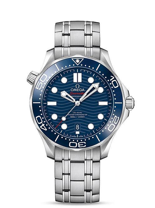Seamaster Diver 300M Blue 210.30.42.20.03.001