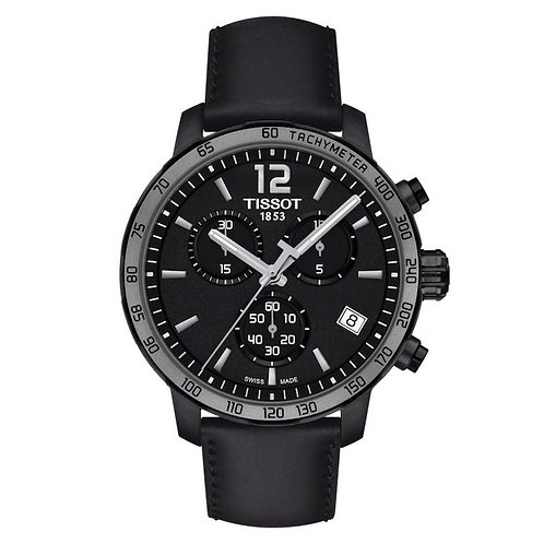 Quickster Chronograph T095.417.36.057.02