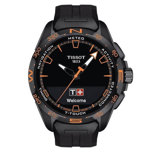 Tissot Connected Geneve Watch Addict GVA T1214204705104