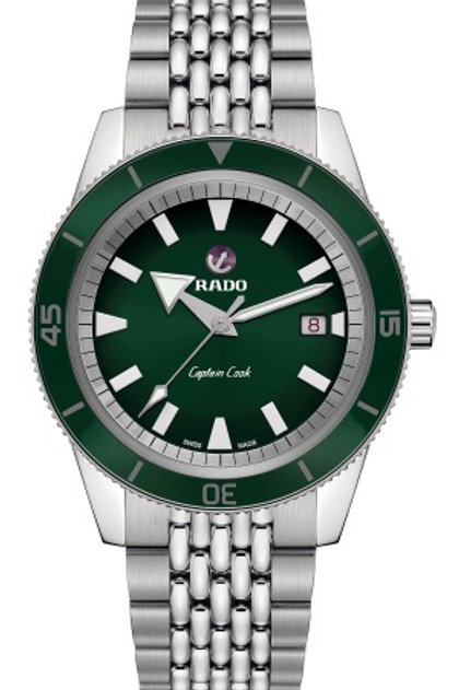 Rado Geneve Captain Cook R32505313 Watch Addict GVA