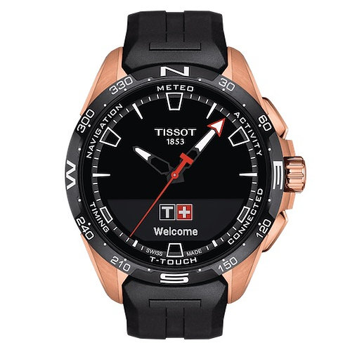 Tissot Geneve Watch Addict GVA T-Touch Connect Solar T121.420.47.051.02