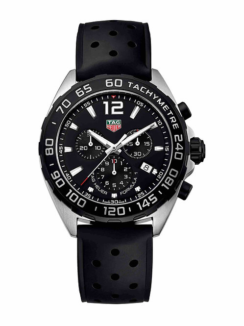 Formula 1 Black Chrono