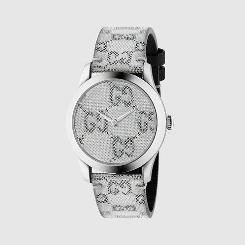 YA1264058 Montre Gucci Geneve WatchAddictGVA
