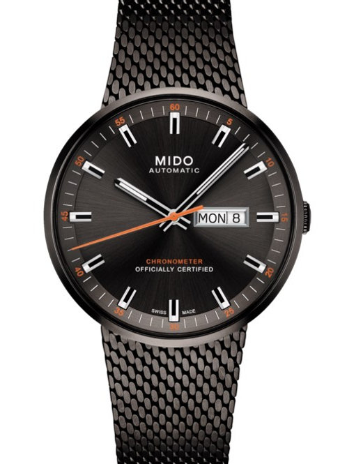 Mido Geneve Commander Icone Watch Addict GVA M031.631.33.061.00
