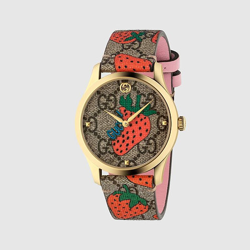 G-Timeless Strawberry 38mm