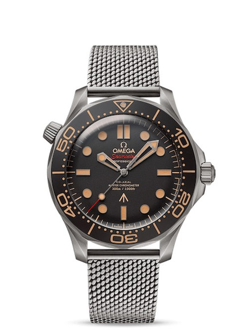 Seamaster Diver 300M Edition 007 210.90.42.20.01.001
