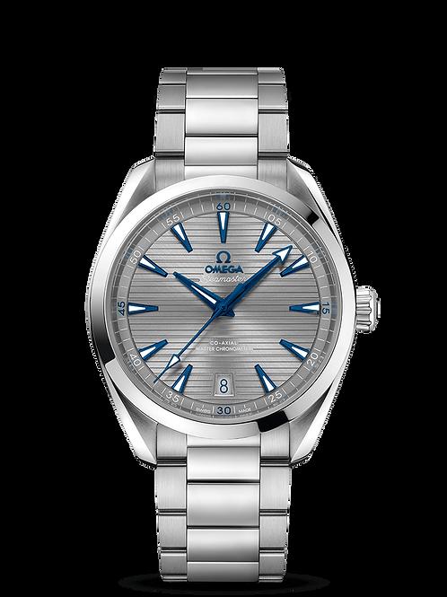 Seamaster Aquaterra Silver Dial 220.10.41.21.06.001