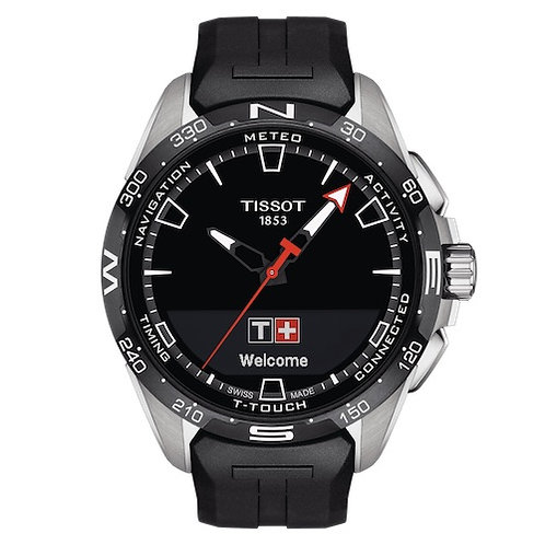 Tissot Geneve Watch Addict GVA Touch Connect Solar T121.420.47.051.01