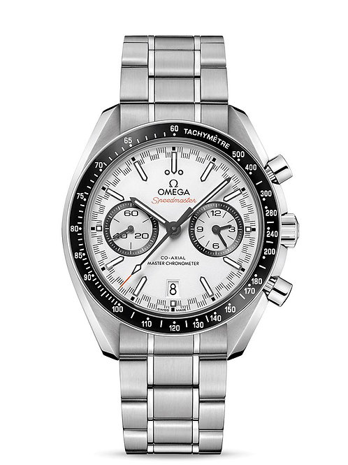 Speedmaster Racing White 329.30.44.51.04.001