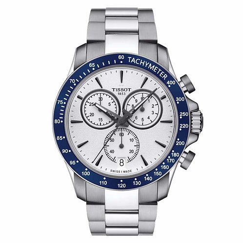 Tissot V8 Quartz Chronograph T106.417.11.031.00 Genève Watch Addict GVA