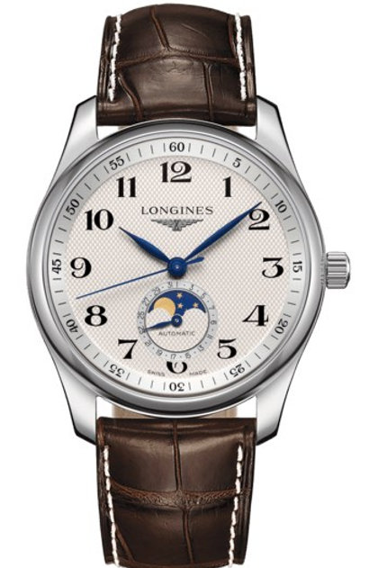 Longines Geneve Master Collection Phase de Lune L2.909.4.78.3