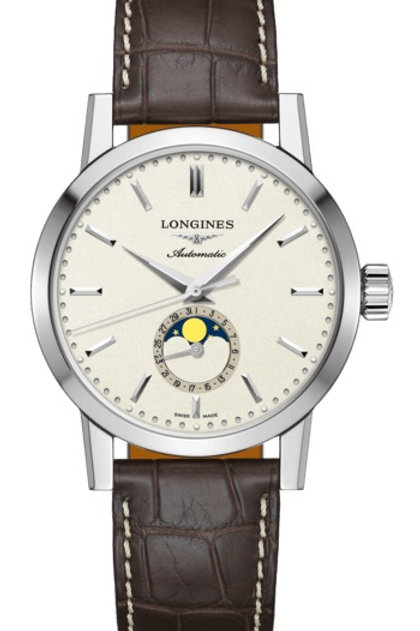 The Longines 1832 L4.826.4.92.2 Geneve Watch Addict GVA