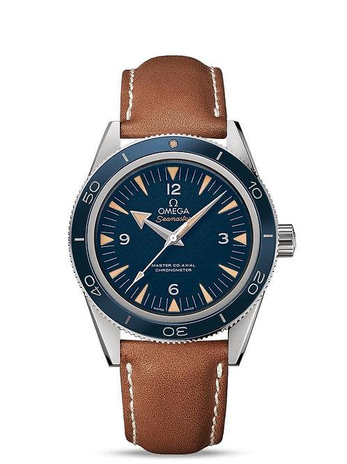 Seamaster 300 Titane Bleue 233.92.41.21.03.001
