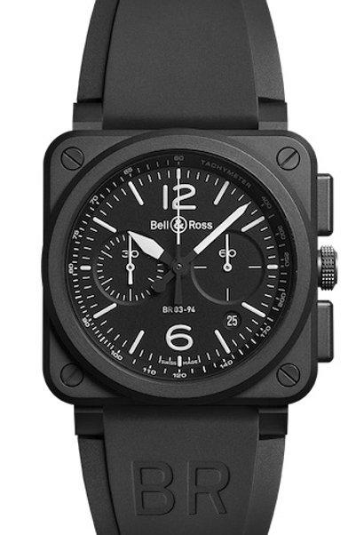 Bell Ross Geneve BR0392 Black Matte Watch Addict GVA