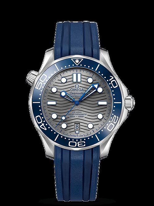 Seamaster Diver 300M Rubber 210.32.42.20.06.001