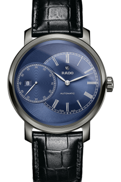 Rado Geneve Diamaster R14129206 Watch Addict GVA