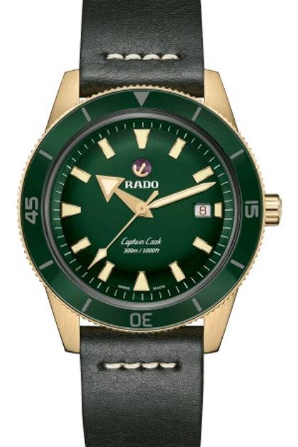 Rado Geneve Captain Cook Bronze R32504315 Watch Addict GVA