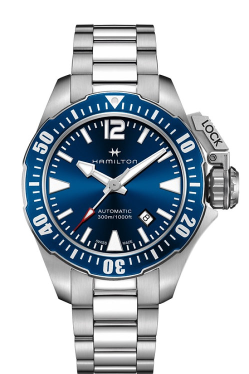 Khaki Navy Frogman 42mm