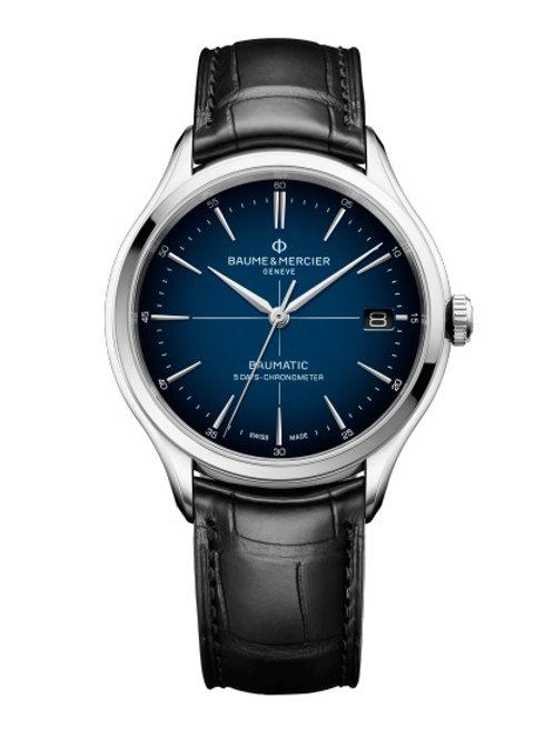 Clifton Baumatic 10467 Baume et Mercier Geneve Watch Addict GVA
