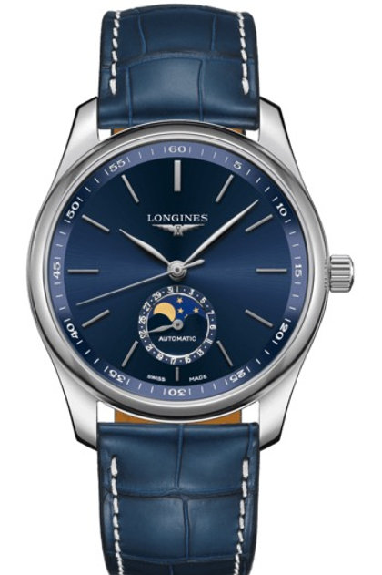 Longines Geneve Master Collection Phase de Lune L2.909.4.92.0