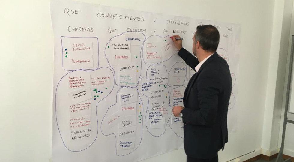 Sines Tecnopolo integra grupo de trabalho do projeto FOCOMAR
