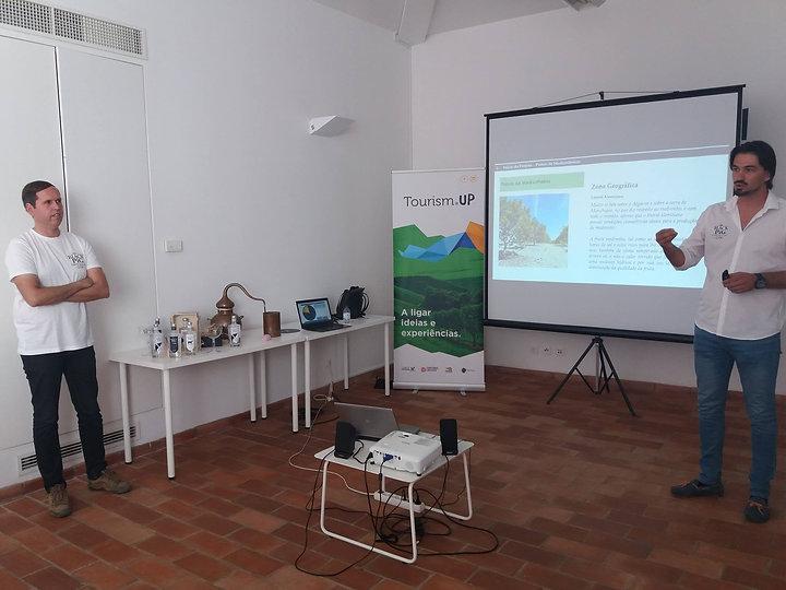 Sines Tecnopolo recebeu oficina do Tourism Up