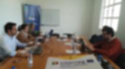 Reuniões e atividades do Projeto ESPOBAN em Faro