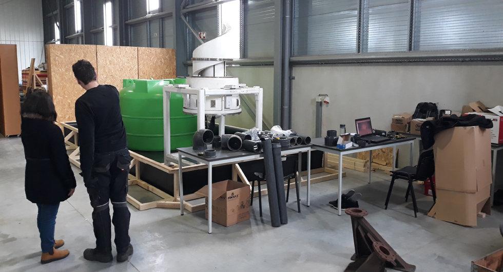 Projeto BASEPOINT prepara fase de testes