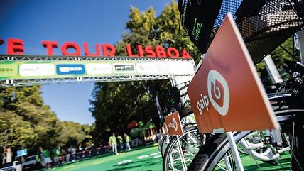 Galp patrocinou 'World Bike Tour' e testa conceito Galp Ryde para mobilidade urbana