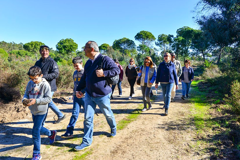 Percurso Pedestre da Lagoa da Sancha inaugurado