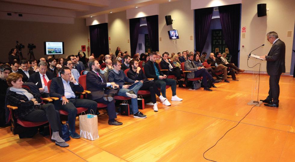 III Fórum de Investimento do projeto ESPOBAN em Córdoba