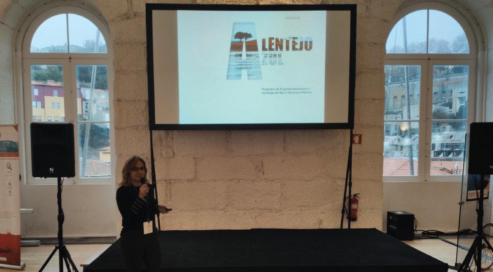 Alentejo Azul apresentado na Business2Sea