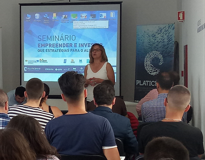 Sines Tecnopolo apresenta concurso de ideias do projeto Platicemar