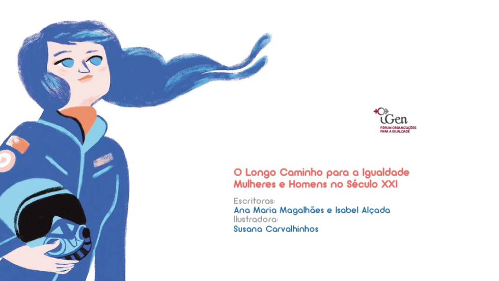 """APS apoia a edição do livro """"O Longo Caminho para a Igualdade - Mulheres e Homens no século XXI"""""""