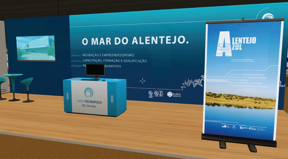 Sines Tecnopolo integra a Virtual Fair do Montepio Acredita Portugal Virtual Week