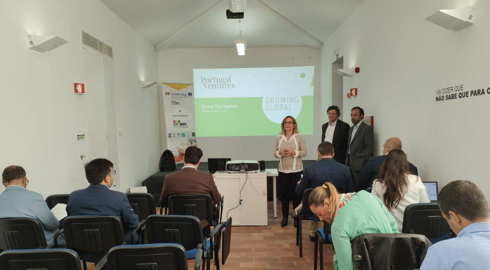 Sines Tecnopolo organizou Fórum de investimento do projeto ESPOBAN