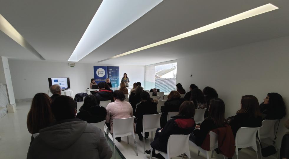"Programa ""Europa para os Cidadãos"" no Centro de Artes de Sines"